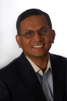A headshot of Anand Rao, a Partner at PwC and expert in analytics and artificial intelligence
