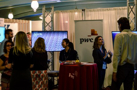 pwc booth