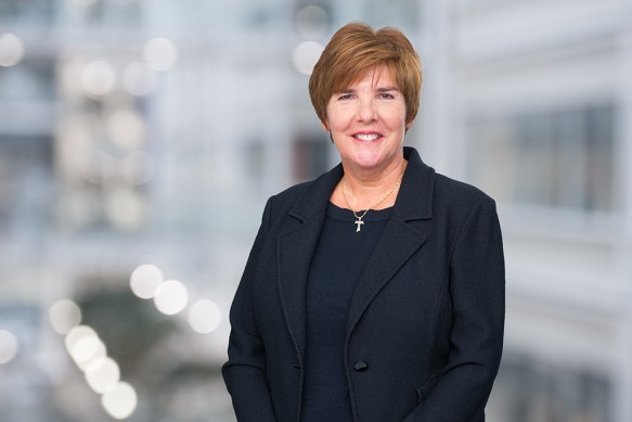 Karenann Terrell, GlaxoSmithKline's first Chief Digital and Technology Officer