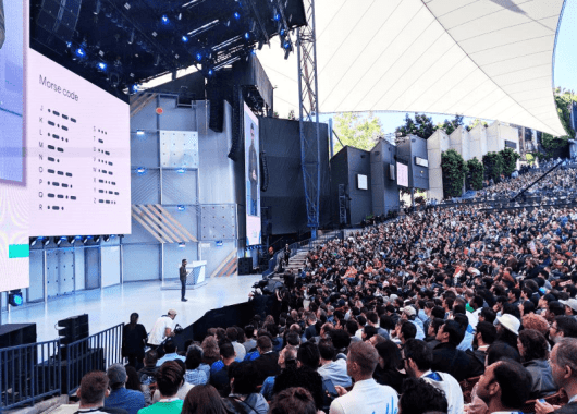 Sundar Pichai announces new Android features