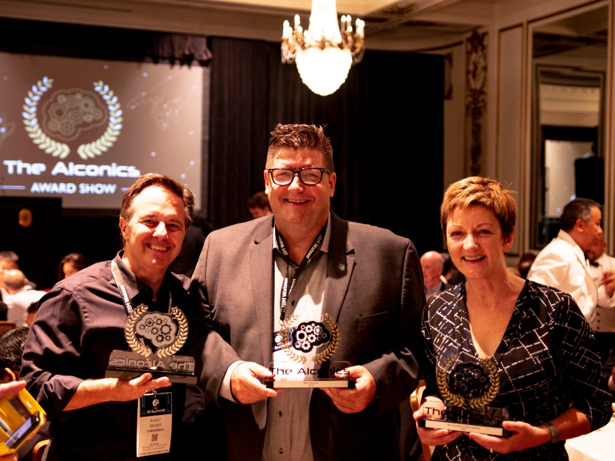 AIconics Awards San Francisco 2018: Winners Announced