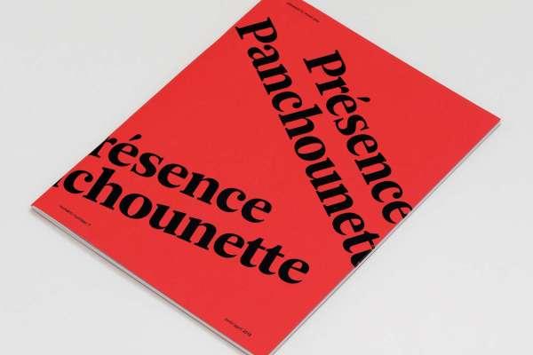 Parution du numéro de Pleased to meet you consacré à Présence Panchounette