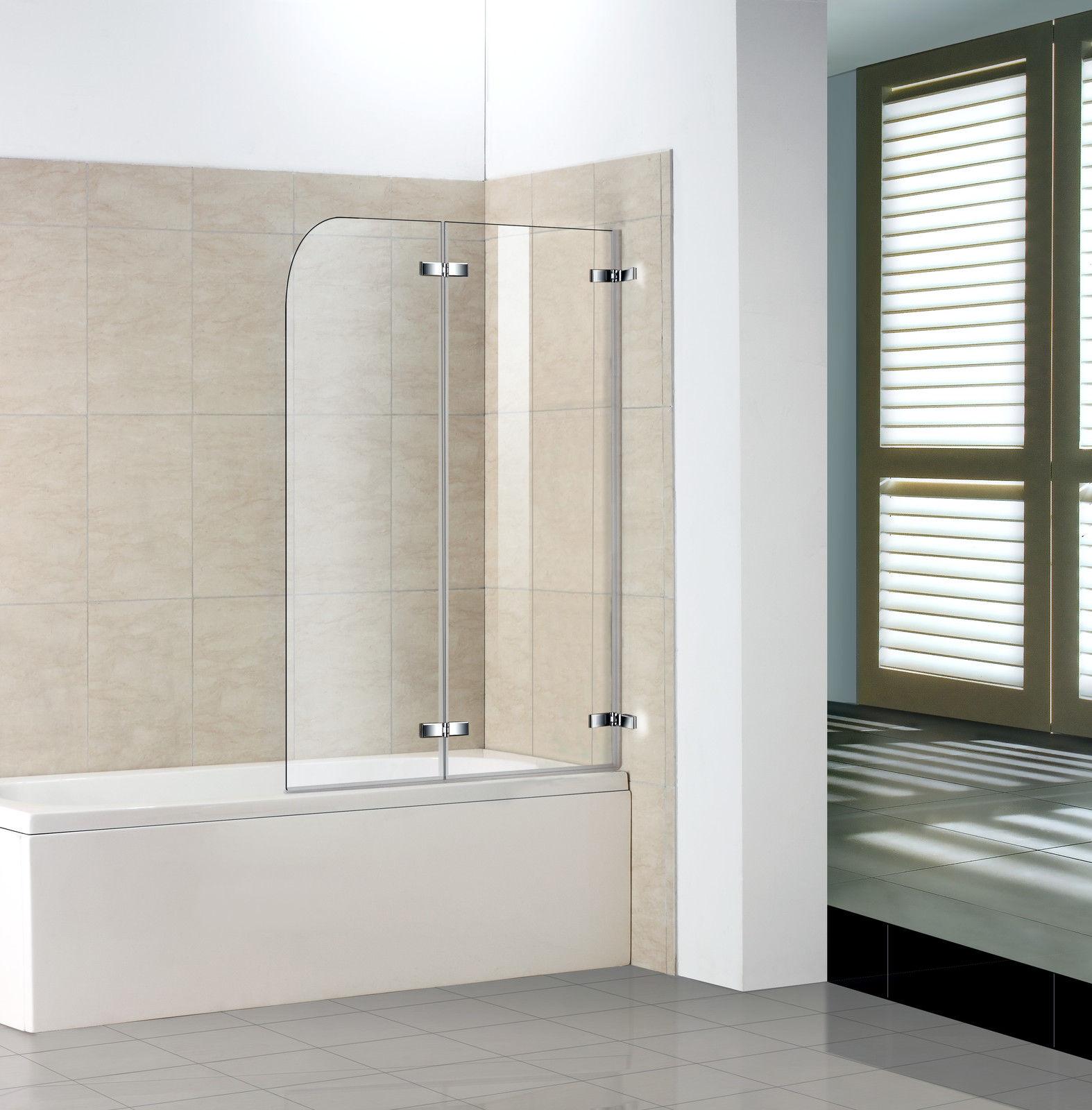 110x140cm Badewanne 2 Tlg Faltwand Duschwand Duschabtrennung H2h 11 116 99 Aica Sanitar Gmbh Duschkabine Duschabtrennung
