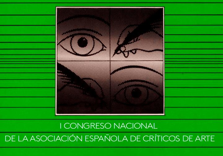 I Congreso Nacional de la Asociación Española de Críticos de Arte