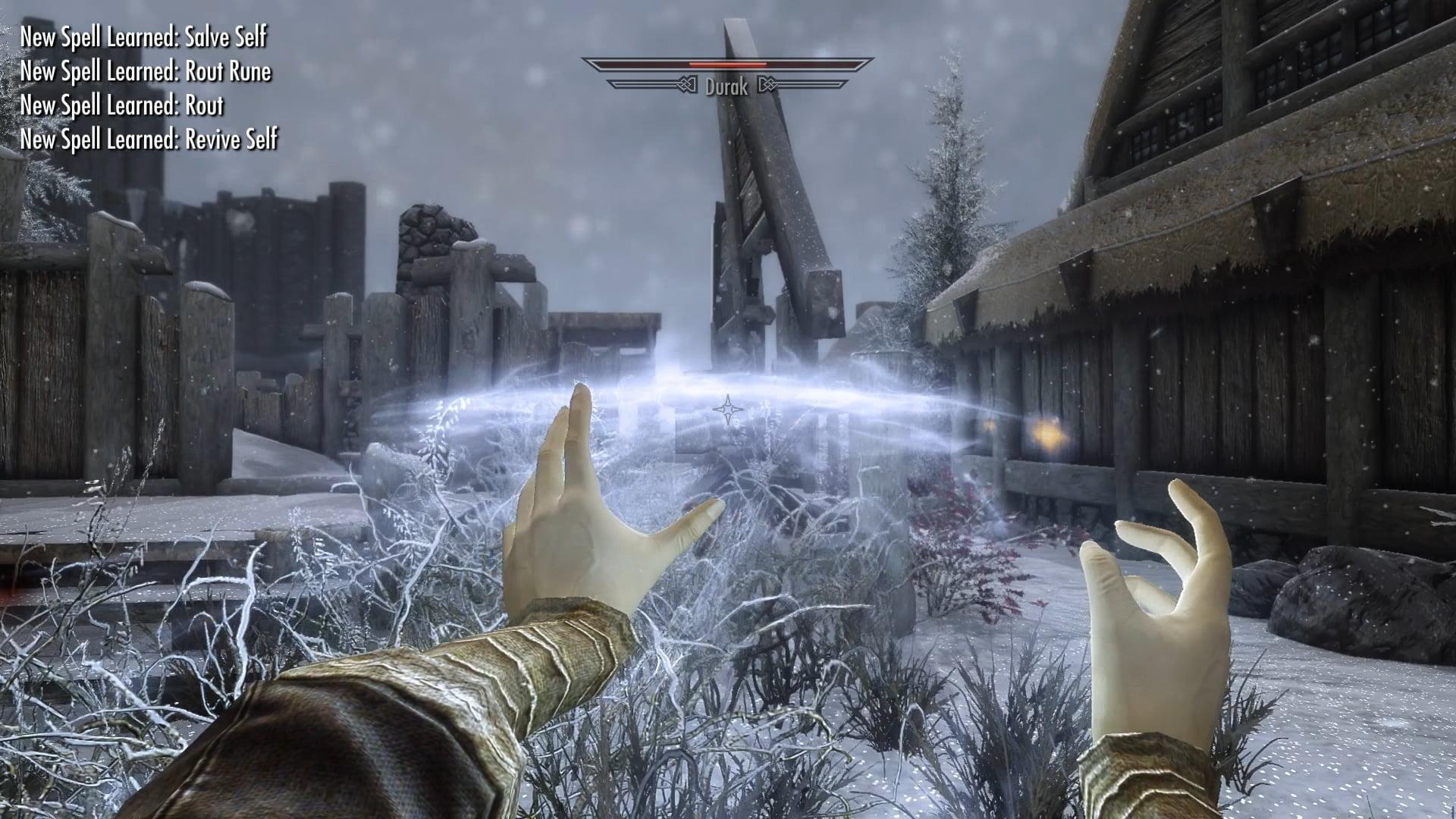 Tomebound | Skyrim Special Edition