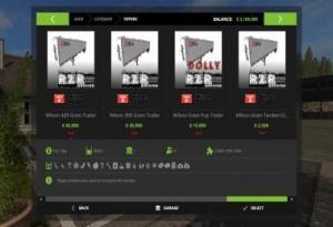 Farming Simulator 17 Mods - Trailer