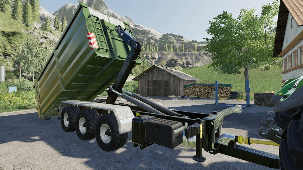 Farming Simulator 19 Mods - ITRunner Pack - Ai Cave Gaming