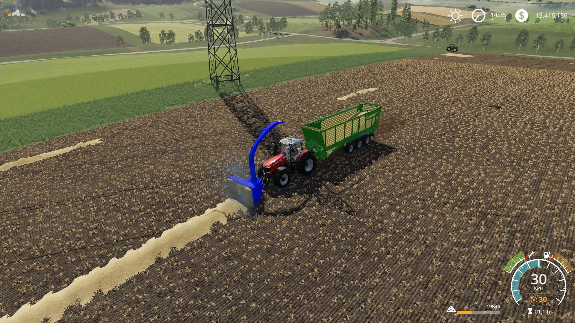 FS19 FRAESE - Ai Cave - Farming Simulator 2019 Mods