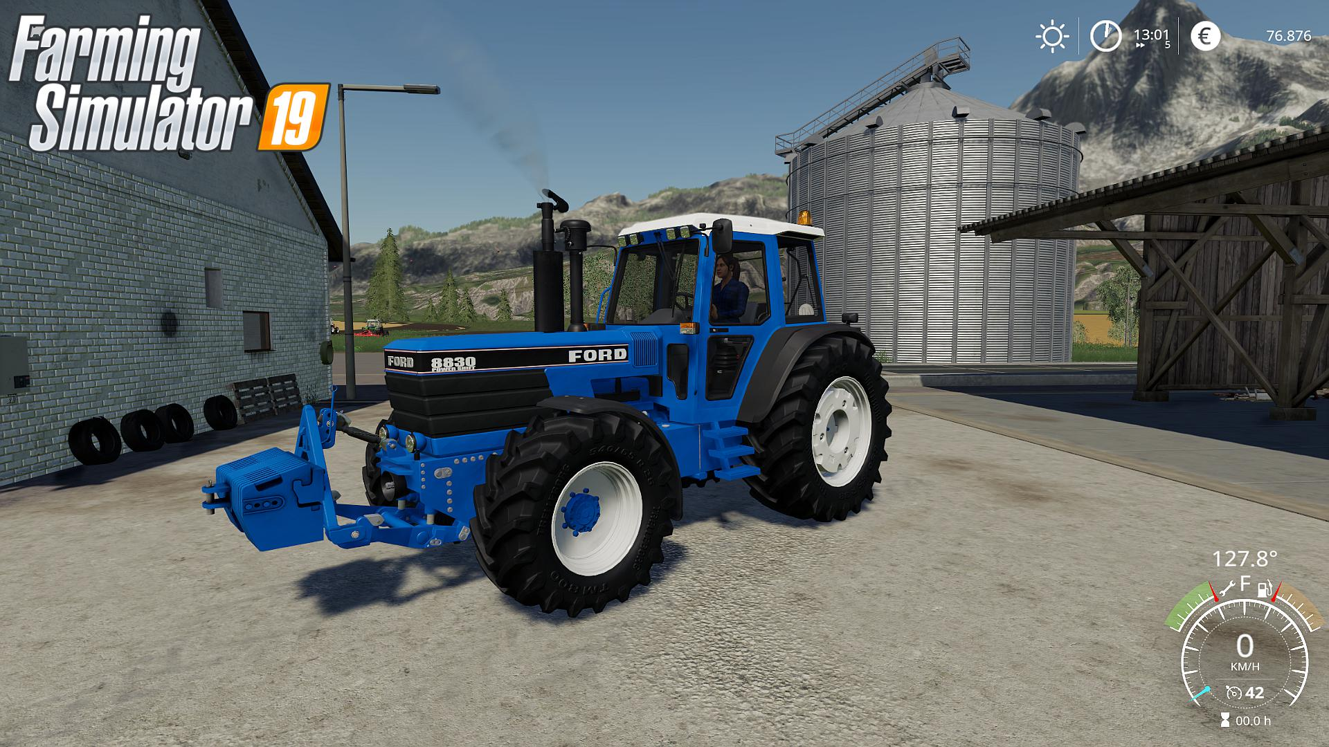 Diesel Fuel Production in Farming Simulator 19 - Ai Cave