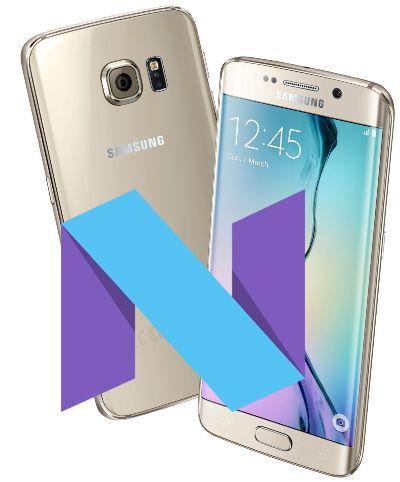 Samsung Galaxy S6 Edge Plus Baltic SM-G928F Nougat Official Firmware