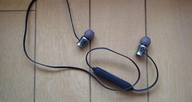 AUKEY Bluetooth カナル型イヤホン EP-B37