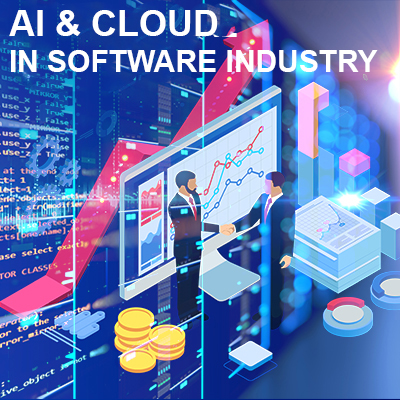 AI & Cloud in software industry