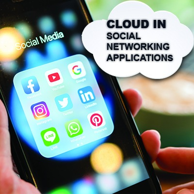 Cloud-in-Social-networking-application