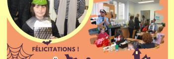 Halloween à l'École Oraliste de Québec