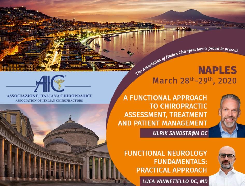 AIC Seminar | Naples 2020