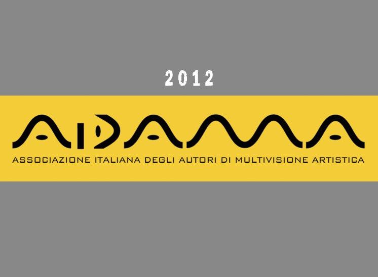 AIDAMA evento passato 2012