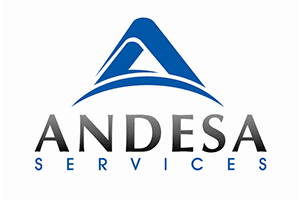 $2500  Tournament Sponsor Andesa Services 2015 & 2016