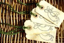 S_set_of_4_angel_gift_tags_length_3