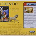 Breyer Model Horse Nib 701725 Miigwan Dream Catcher Mid States Sr Indian Pony Aidan S Toy Trove