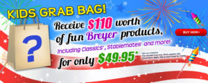 Breyer Fourth Of July Grab Bags Amp Drastic Shipping Changes
