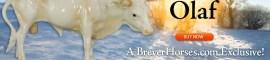 Breyer 712206 Olaf