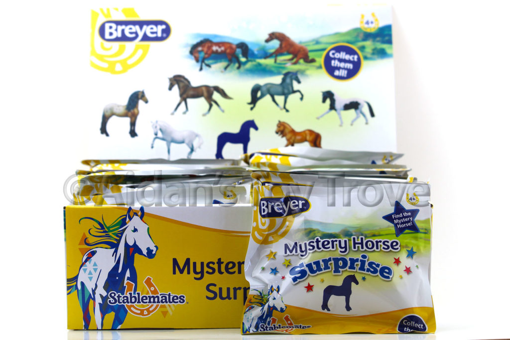 Breyer Stablemate Mystery Horse Surprise 2018 Complete