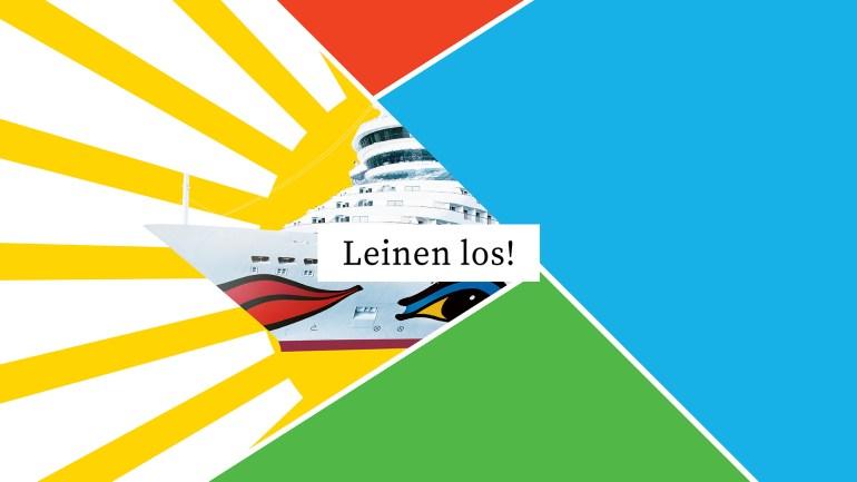 AIDAradio Leinen los!