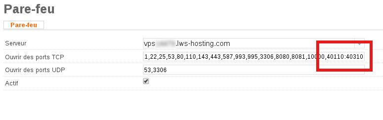 Comment créer un compte FTP sous ISPConfig ?
