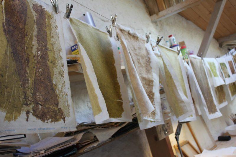 Atelier papier