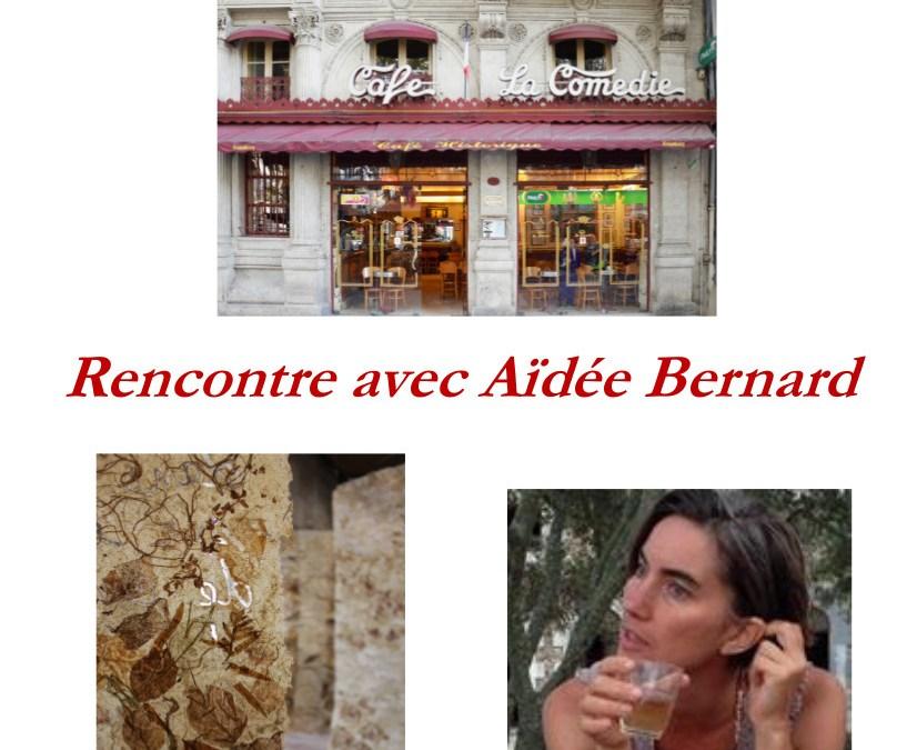 Rencontre au café Comédie à Béziers