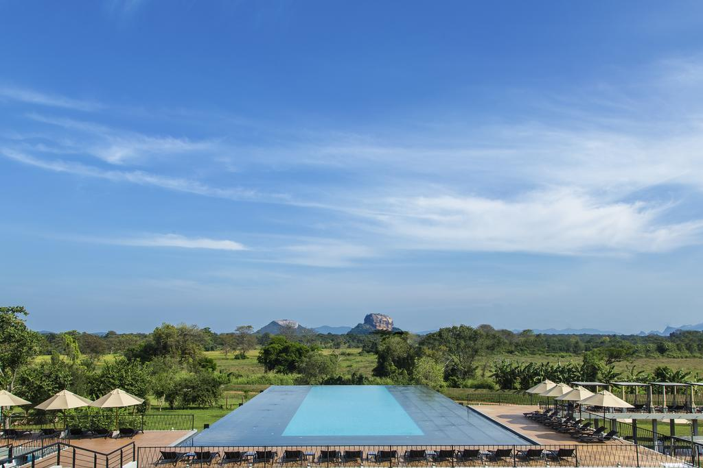 Hôtel 5 etoiles a Sigiriya