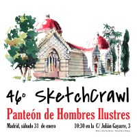 46 sketchcrawl Madrid