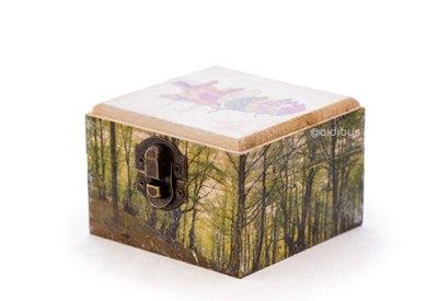 caja bosque