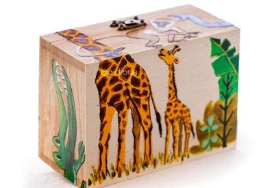 caja africa
