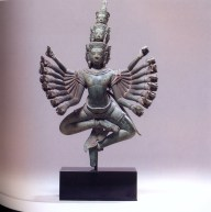 Camboja - Dança de Hevajra - periodo Angkor - séc XIII
