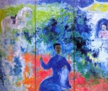 Vietnam - Artista: Vu Cao Dam (1908/2000) séc XX