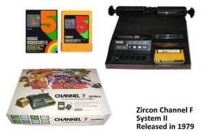 26 Zircon Channel F System II