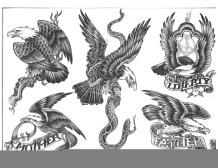 eagle_tattoos