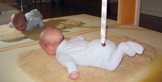 le tapis de motricite