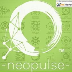 NeoPulse logo - DimensionalMechanics™ Unveils NeoPulse AI Studio on AWS Marketplace