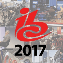 Cover of Rajeev Dutt, our CEO attending IBC 2017