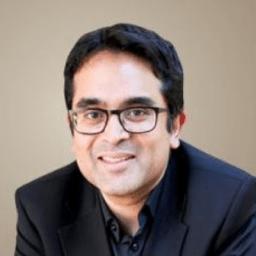 Rajeev Dutt headshot - NeoPusle AI toolkit
