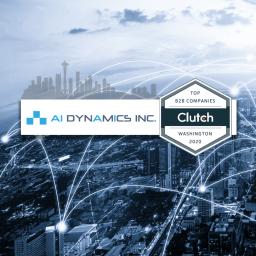 AI Dynamics Named a Top B2B Company in Washington