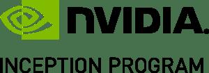 Nvidia Inception logo