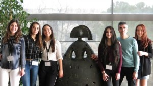 L'equip de l'IES Porçons (Aielo de Malferit) guanya la fase local de la Lliga de Debat de Secundària i Batxillerat