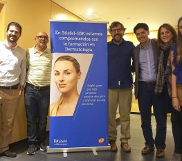 Curso de formación en TICs eSalud en Dermatología (06/11/2015 - AIES & Stiefel GSK - Madrid)