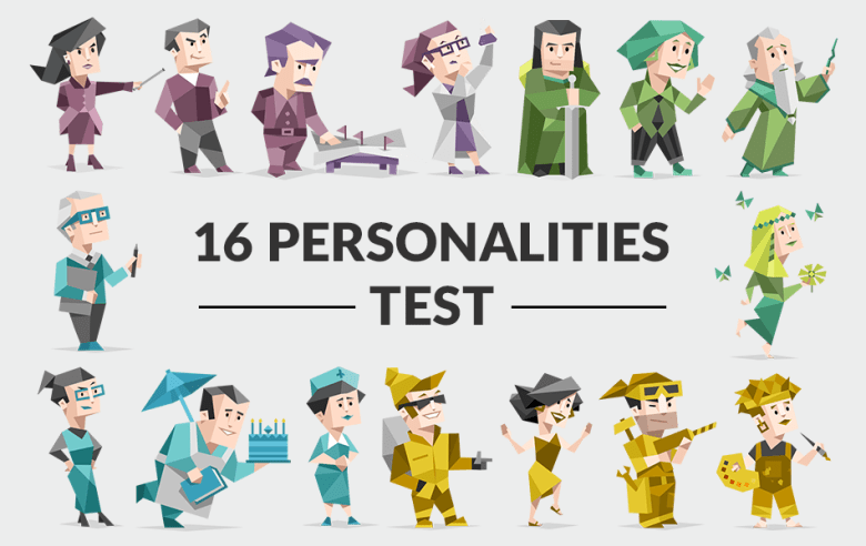 16 Personalities Test