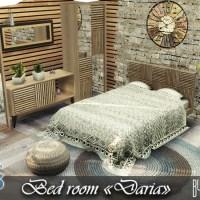 """Мебель для спальни """"Daria""""."""