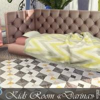 """Мебель для детской комнаты The Sims 4 """"Darina 2"""""""