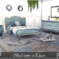 """Мебель и декор для спальни """"Elisa"""""""